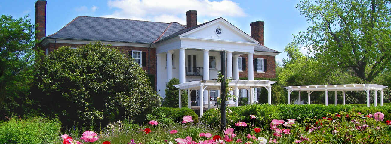 Boone Hall Plantation in Mount Pleasant, SC