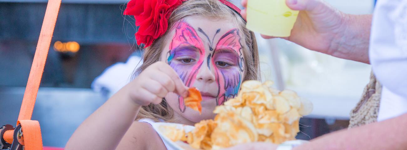 Blessing of the Fleet Festival in Mount Pleasant, SC