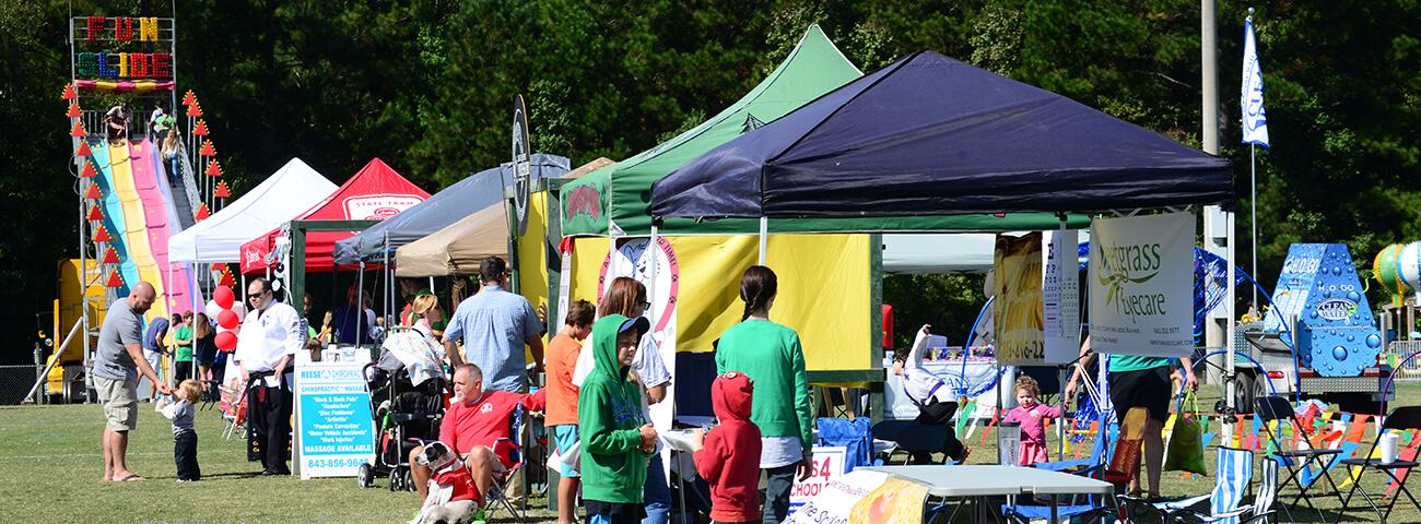 Children's Day Festival in Mount Pleasant, SC