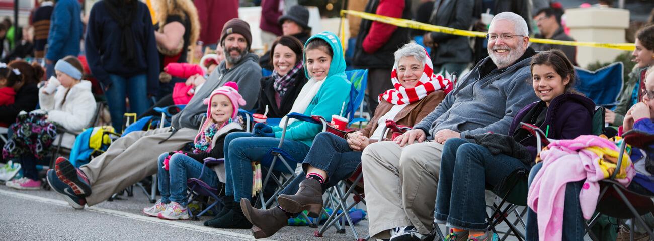 Mount Pleasant Christmas Parade and Tree Light Ceremony