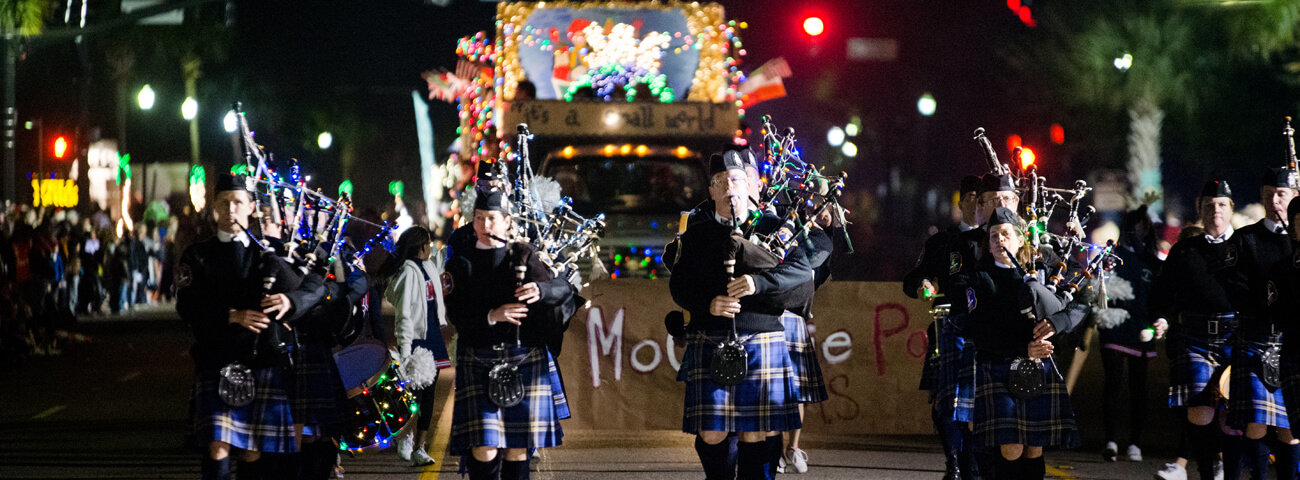 mount pleasant christmas parade and tree light ceremony - Mount Pleasant Christmas Parade