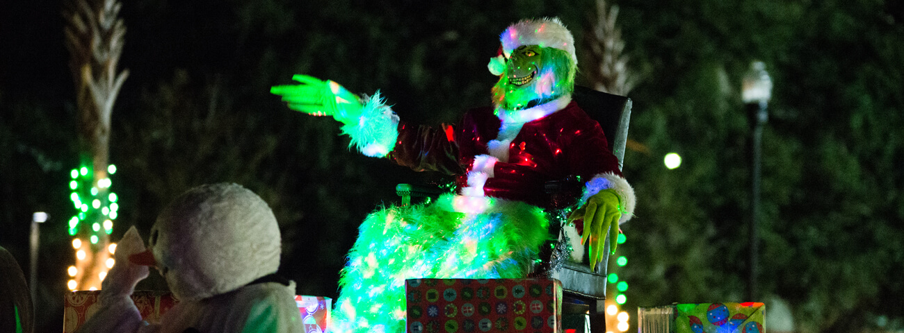 Mount Pleasant Christmas Parade and Tree Light Ceremony