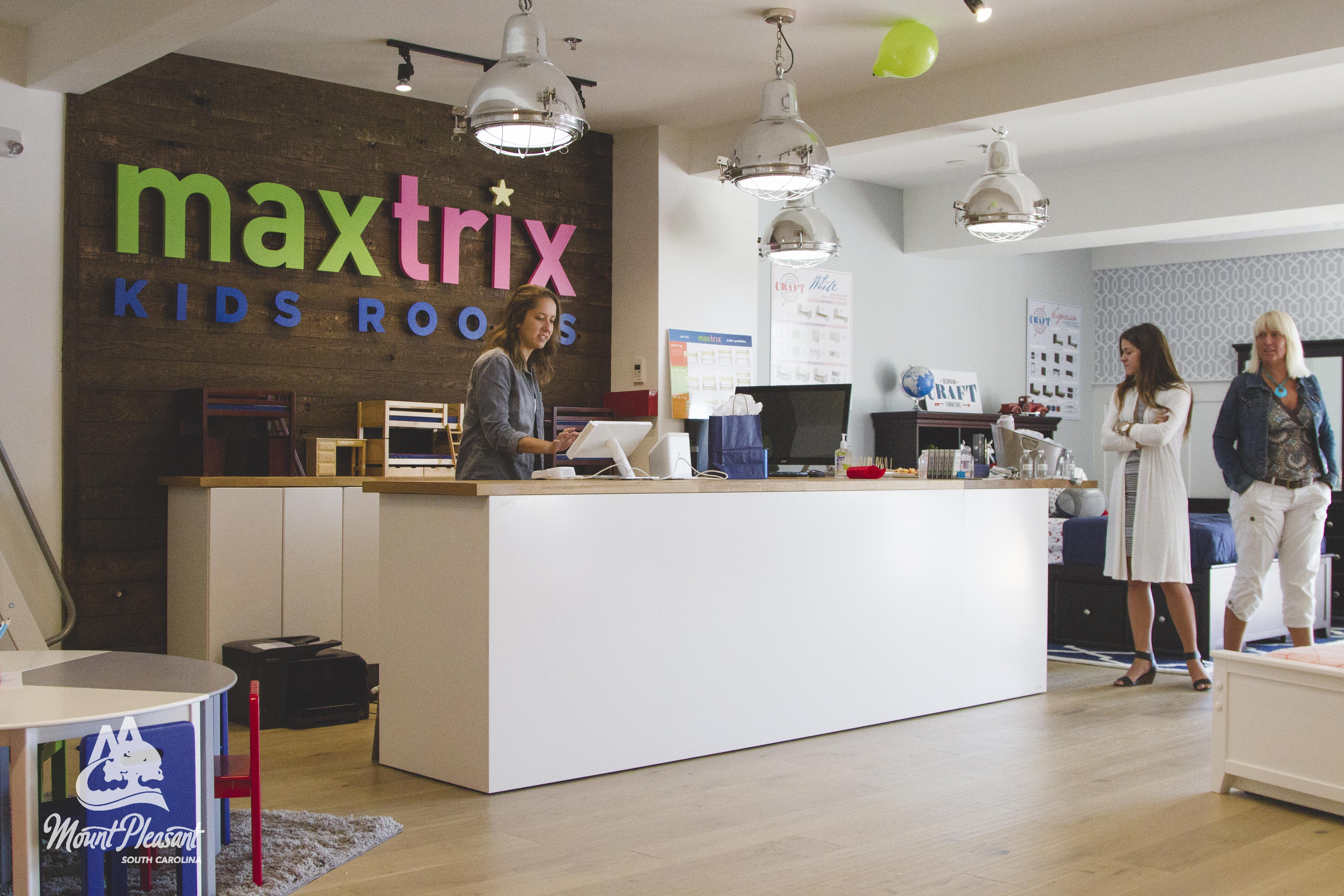 Maxtrix Kids Rooms Flagship Showroom Opens In Mount Pleasant | Town Of  Mount Pleasant